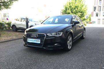 Les Audi A3 Sportback d'occasion en Allemagne