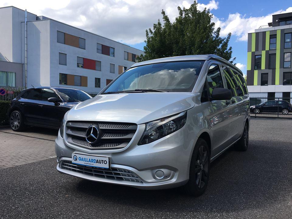 Mercedes Marco Polo occasion Gaillard Auto