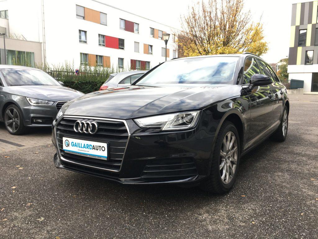 Audi A4 Avant occasion Allemagne Gaillard Auto