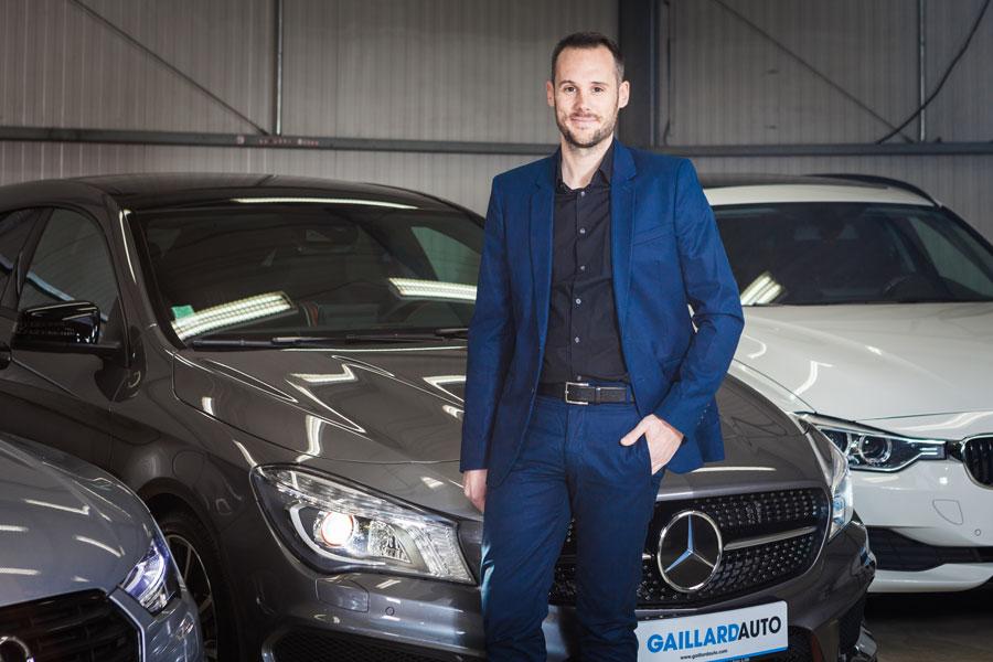 Importation d'Allemagne avec Gaillard Auto