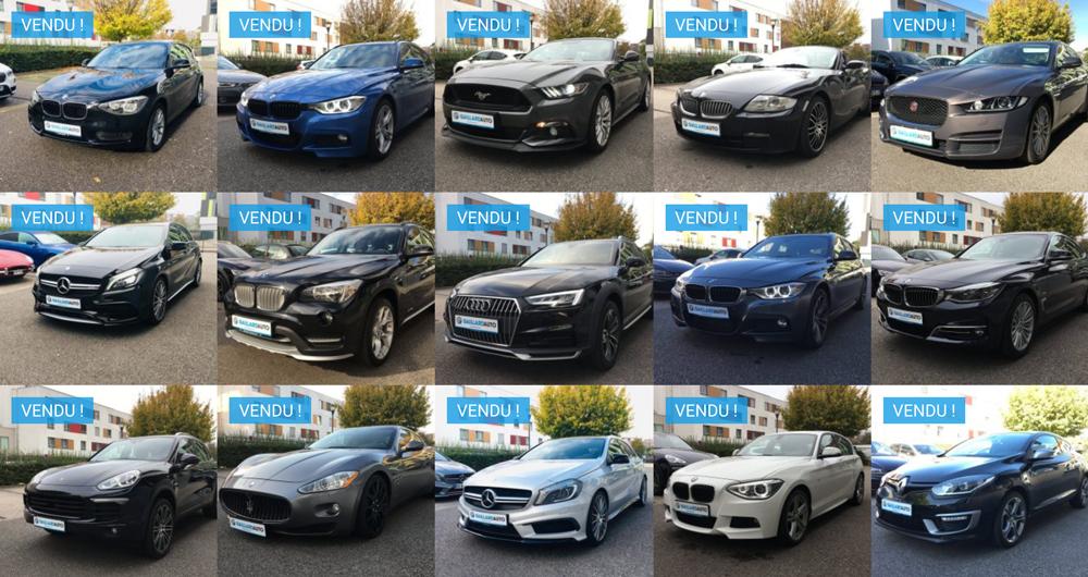 Livraison de voitures importées d'Allemagne par Gaillard Auto