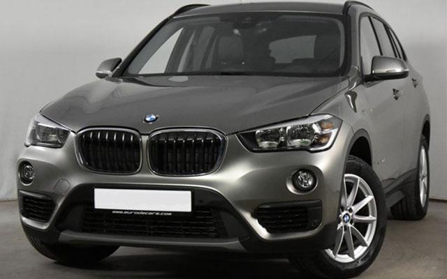 BMW X1 occasion Allemagne Gaillard Auto