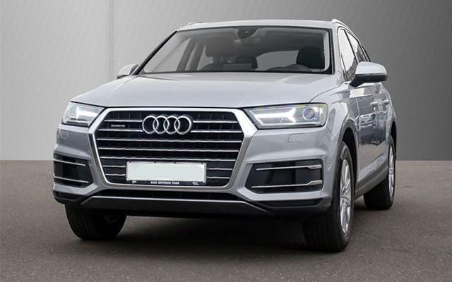 Audi Q7 occasion Allemagne Gaillard Auto