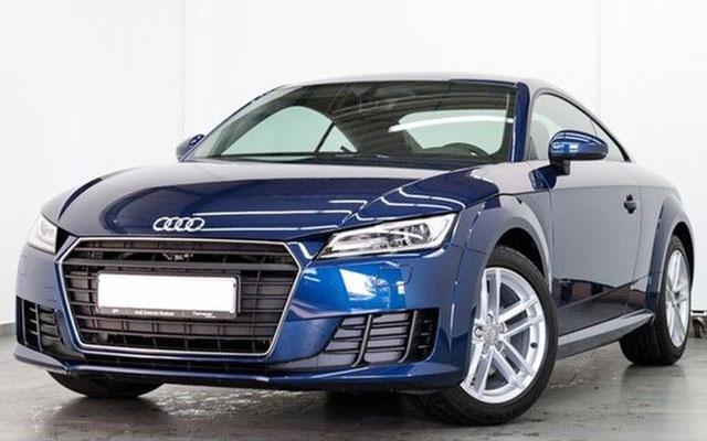 Audi TT d'occasion Allemagne Gaillard Auto