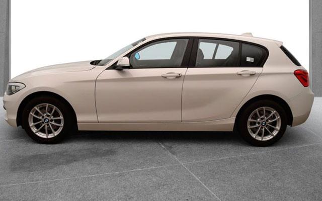 BMW Série 1 occasion importée d'Allemagne Gaillard Auto