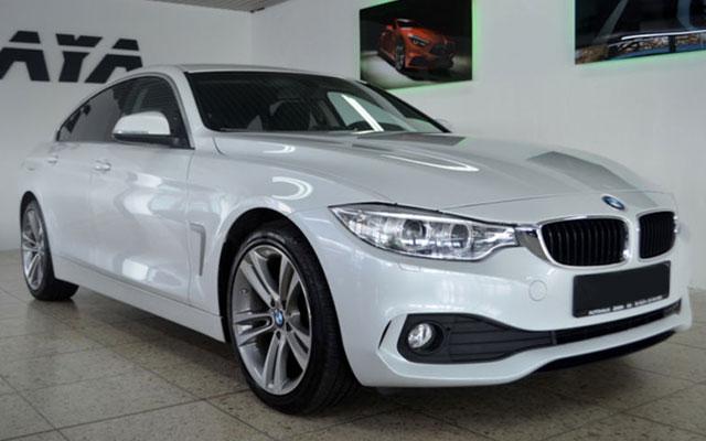 BMW Série 4 Gran Coupé occasion Allemagne Gaillard Auto