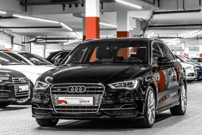 S3 Sportback occasion importation Allemagne Gaillard Auto
