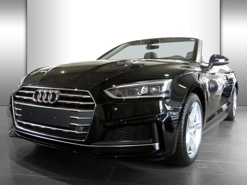 Audi A5 Cabriolet occasion Allemagne Gaillard Auto