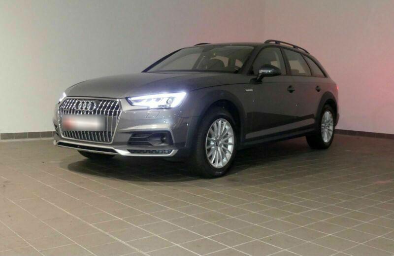 Audi A4 Allroad occasion Allemagne Gaillard Auto