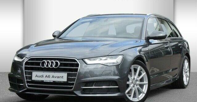 Audi A6 Avant occasion Allemagne Gaillard Auto