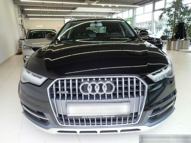 Audi A6 Allroad occasion Allemagne Gaillard Auto
