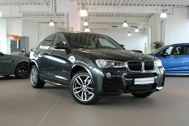 BMW X4 occasion Allemagne Gaillard Auto