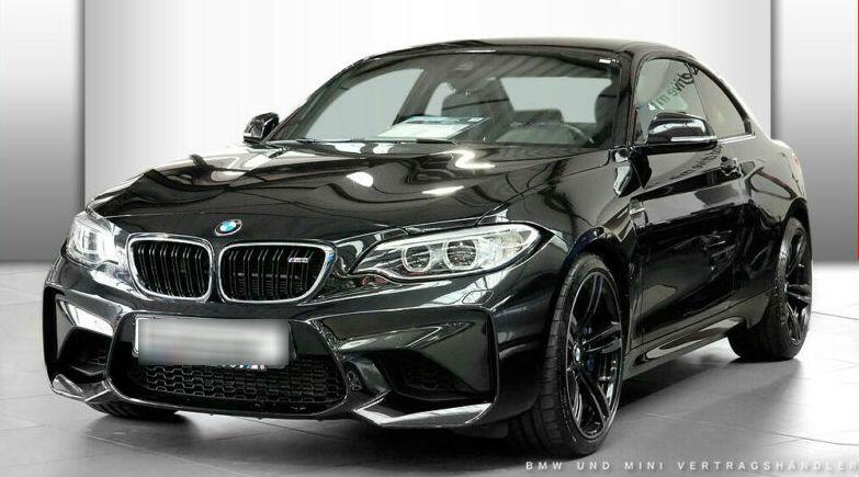 BMW M2 occasion Allemagne Gaillard Auto