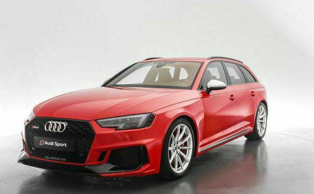 Audi RS4 Avant occasion Allemagne Gaillard Auto