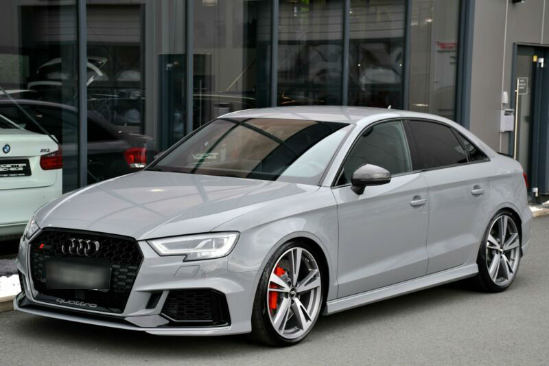 Audi RS3 Berline occasion Allemagne Gaillard Auto