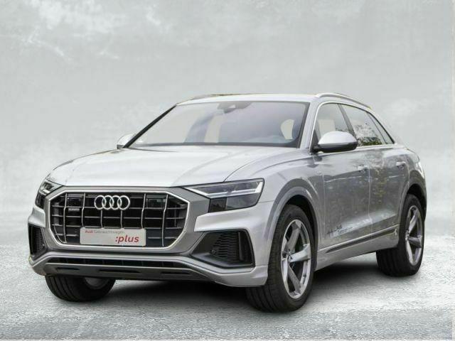 Audi Q8 occasion importation d'Allemagne