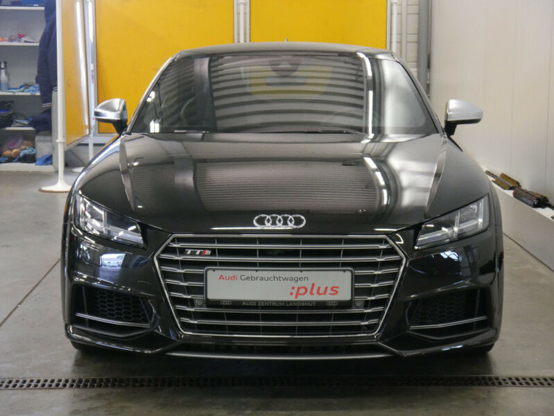 Audi TTS occasion Allemagne Gaillard Auto