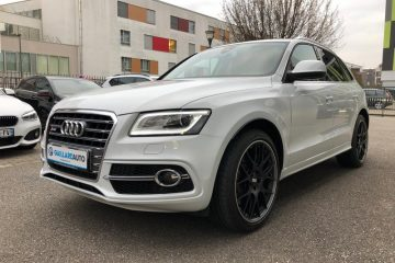 Audi SQ5 occasion Allemagne
