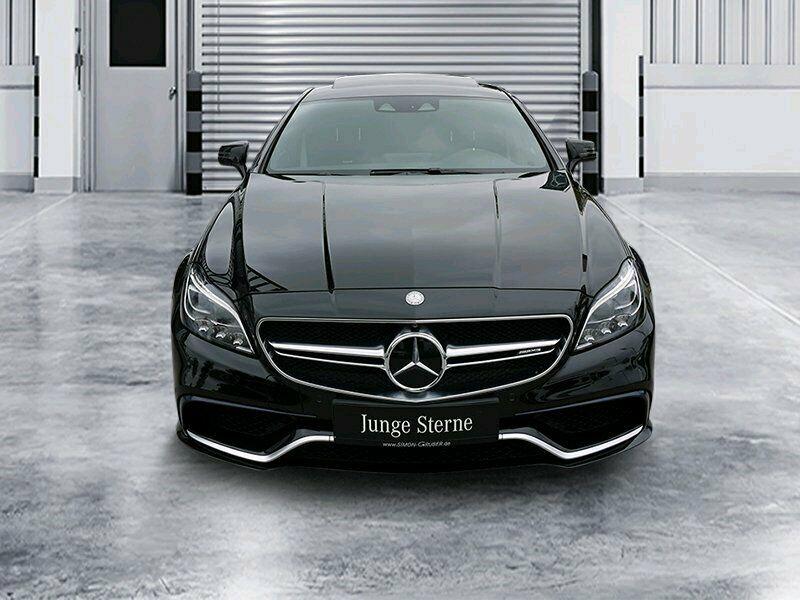 Mercedes CLS occasion Allemagne Gaillard Auto