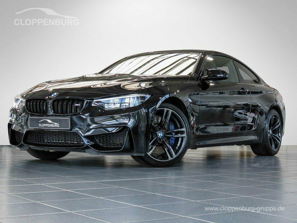 BMW M4 Coupé occasion Allemagne Gaillard Auto