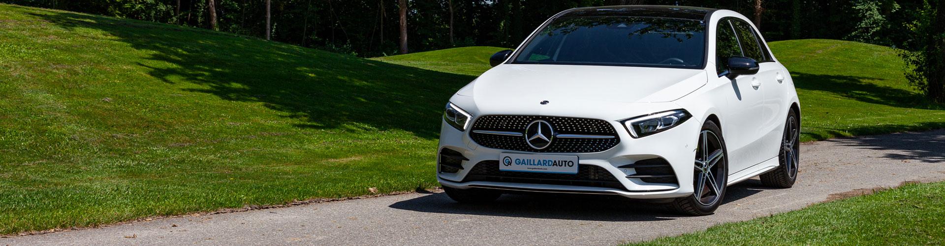 La nouvelle Mercedes Classe A chez Gaillard Auto