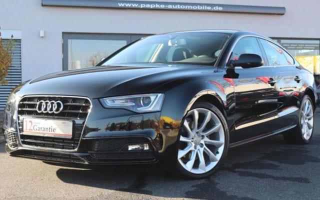 Audi A5 Sportback occasion Allemagne Gailard Auto