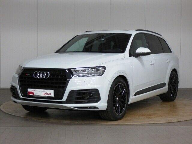 Audi SQ7 occasion Allemagne Gaillard Auto
