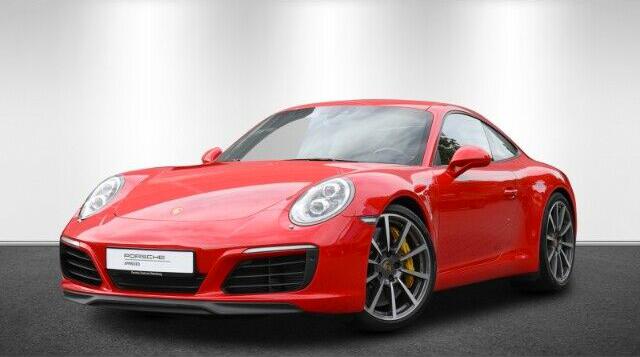 Porsche 911 Carrera S Gaillard Auto