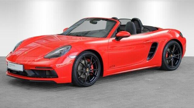 Porsche Boxster GTS occasion Allemagne Gaillard Auto