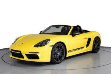 Porsche Boxster T