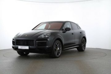 Porsche Cayenne Coupé Turbo