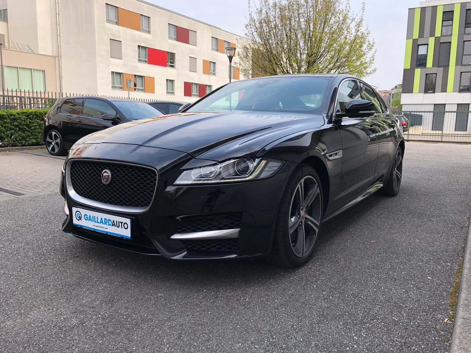 jaguar xf 3 0d r