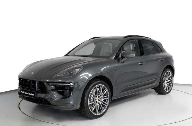 Porsche Macan Turbo occasion Allemagne Gaillard Auto