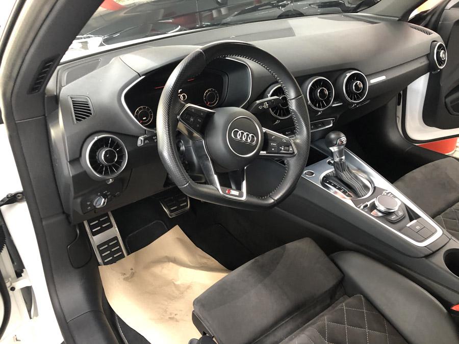 Les équipements et options dans une voiture d'occasion allemande