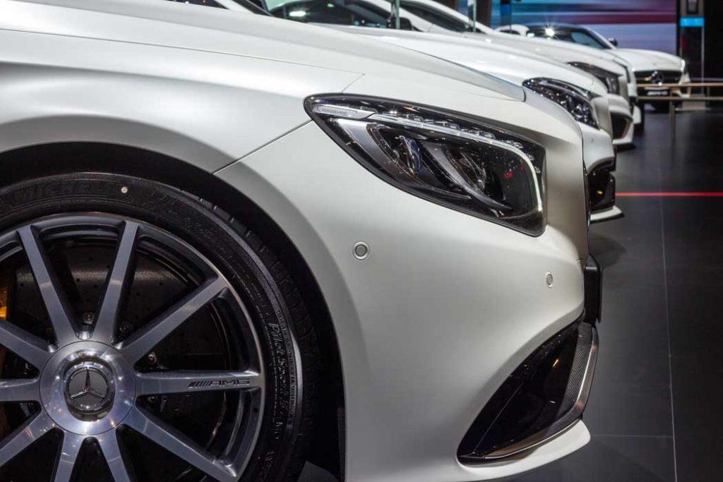 Avant Mercedes