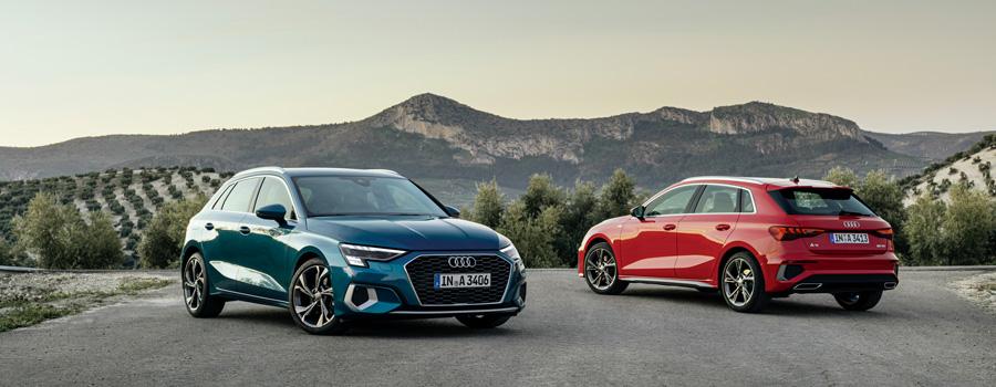 Audi A3 Berline compacte