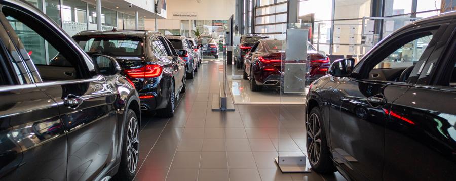 Une concession BMW